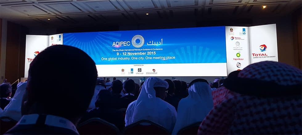 ADIPEC conference